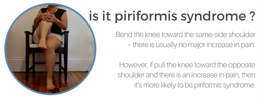 Sciatica And Piriformis Syndrome Bowen Therapy
